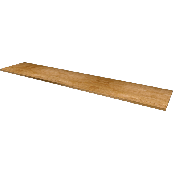 doskaELEMENT 17do 2500mm,dubový masív