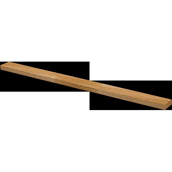 úchytkaElement 17, dub - masív, 400x10x27
