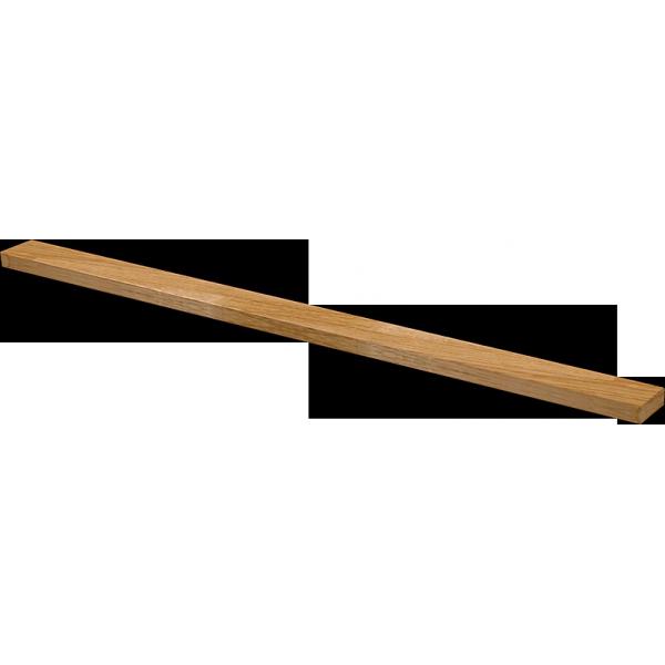 úchytkaElement 17, dub - masív, 450x10x27
