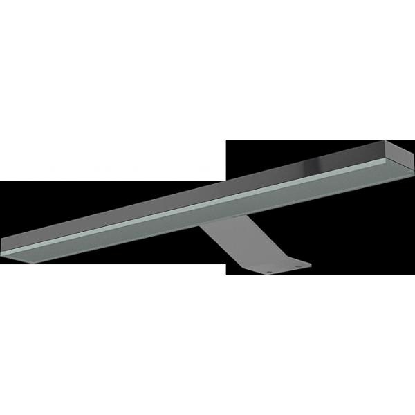 osvetlenieLED TRIGA 72 IP44, chróm, LED
