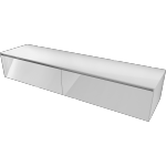 ELEMENT 132000x350x500HDdvoj-zásuvka
